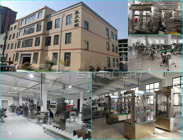 粉剂调味品ballbet贝博网页登录生产厂家星火厂房拍摄图