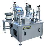 诊断试剂灌装旋盖机-全自动诊断试剂灌装旋盖一体机